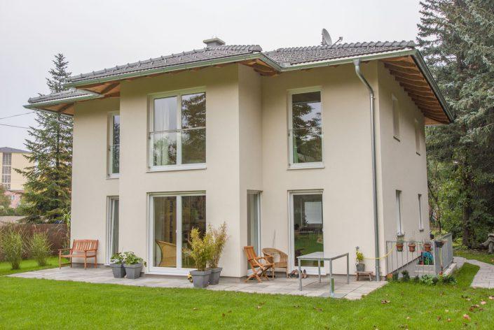 Einfamilienhaus Salzburg Bauträger