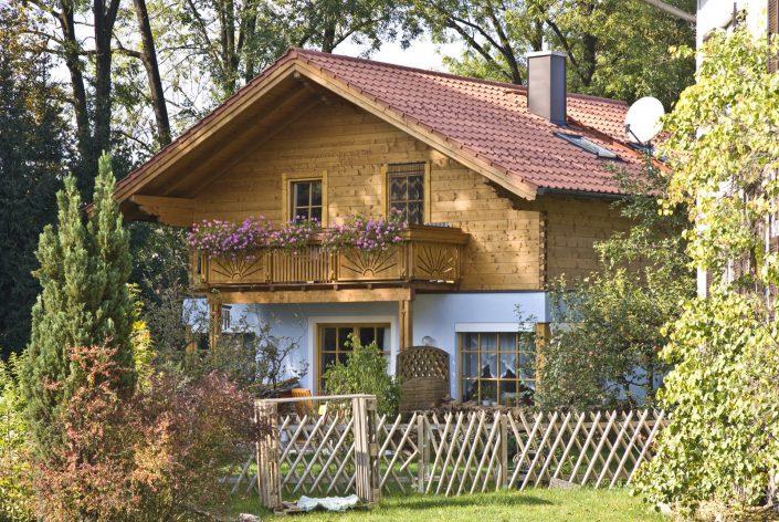 Einfamilienhaus vom Bauträger